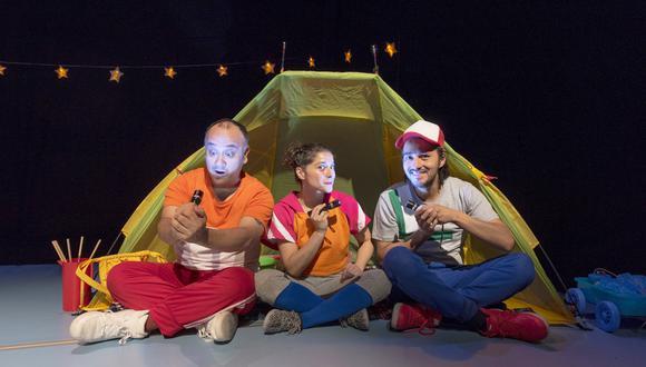 TUM, es una de las últimas producciones de Teatro de Ocasión, compañía chilena de teatro para niños.