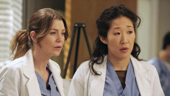 """Meredith y Cristina se convirtieron en """"la persona"""" de la otra (Foto: ABC)"""