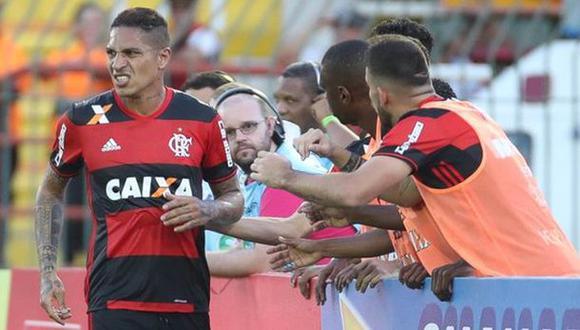 Guerrero provocó a Vasco da Gama y club brasileño le respondió