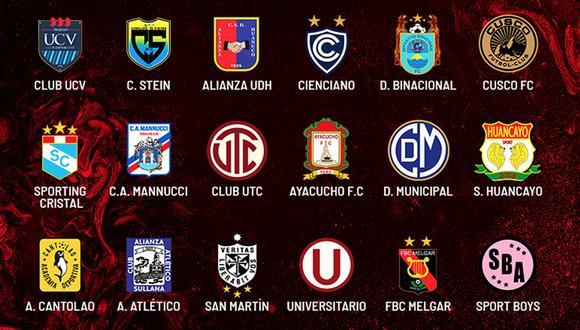 Liga 1 2021: formato, fechas y grupos de la Fase 1 del fútbol peruano