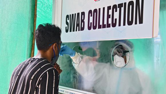 Coronavirus en India   Últimas noticias   Último minuto: reporte de infectados y muertos hoy, lunes 31 de agosto del 2020   Covid-19   (Foto: BIJU BORO / AFP).