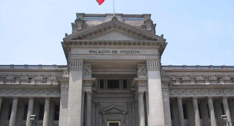 Sala consideró que la defensa de Ugarteche se excedió por seis días del plazo establecido para presentar su recurso de amparo contra el Reniec. (Foto: PJ)