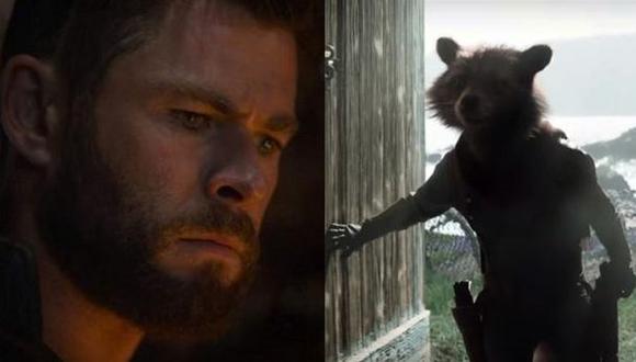 Avengers 4: Endgame, ¿dónde están Thor y Rocket? | Una nueva teoría sostiene que ambos personajes se fueron de la Tierra (Foto: Marvel)