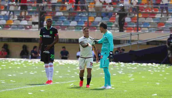 El presidente de la República, Martín Vizcarra, anunció este martes el regreso del fútbol profesional. (Foto: GEC)