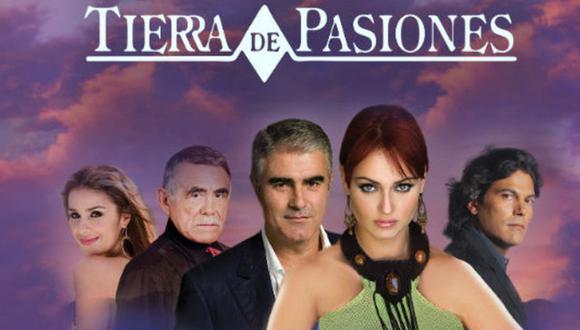 Tierra de pasiones se estrenó en 2006 a través de las pantallas de Telemundo y causó mucha polémica por los temas que se tocaron (Foto: Telemundo)