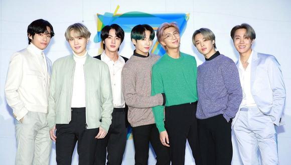 BTS es una de las agrupaciones más populares de nuestros días. (AFP)