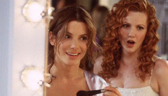"Sandra Bullock en ""Miss Simpatía"". (Foto: Difusión)"