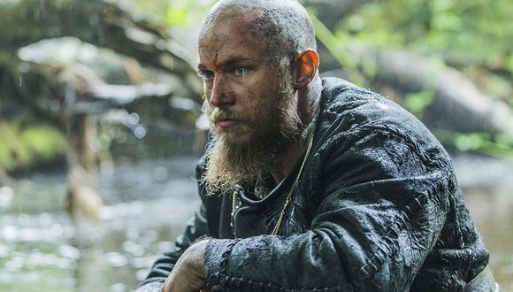 Travis Fimmel interpretó a Ragnar durante cuatro temporadas (Foto: Vikings / History Channel)