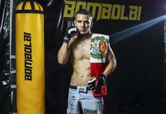MMA: el peruano Diego Villar viaja a Colombia en busca de su primer triunfo fuera del país