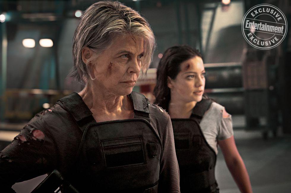 Linda Hamilton regresa a la franquicia Terminator luego de 25 años. (Foto: Paramount Pictures)