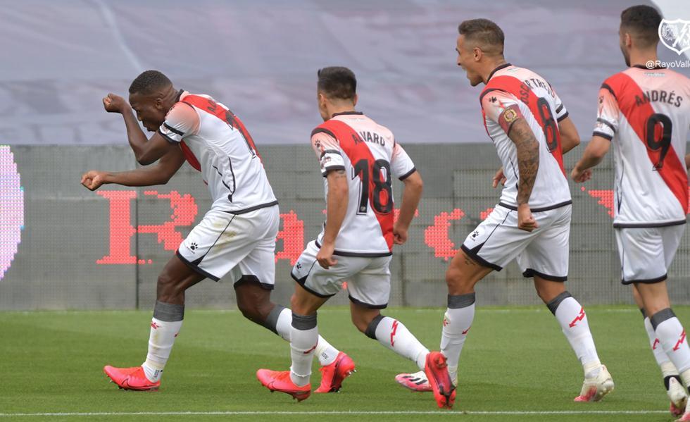 Luis Advíncula convirtió el gol del triunfo