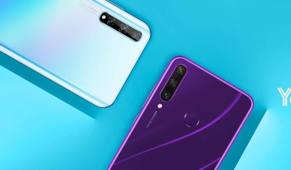 FOTO 1 DE 3 | ¿Cuáles son las características del Huawei Y8p, Y6p e Y5p?| Foto: Huawei (Desliza a la izquierda para ver más fotos)