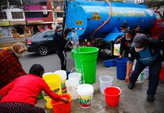 SJL: Sedapal anuncia descuentos en recibo de setiembre para vecinos tras los aniegos que ocasionaron corte de agua