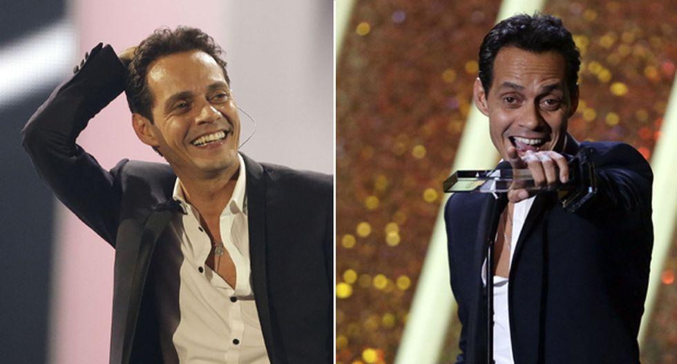 Billboard Latino 2014: Marc Anthony arrasó con diez premios