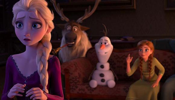"""""""Frozen 2"""": Documental sobre cómo se hizo la película llega el 26 de junio a Disney+. (Foto: Disney)"""