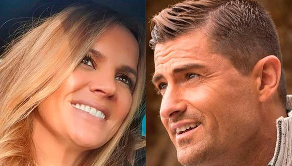 Marta López y Alfonso Merlos eran, al menos eso se creía, una pareja sólida y tenían planes de casarse (Foto: Instagram de Marta López y Alfonso Merlos)