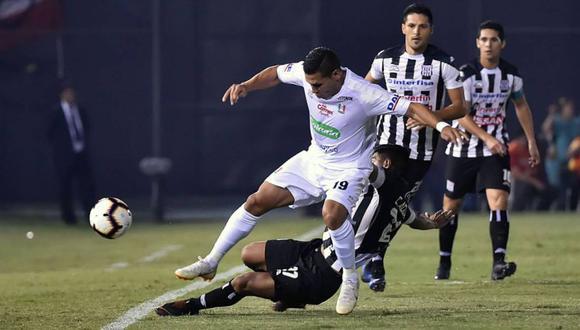 Once Caldas empató 1-1 en su visita a Deportivo Santaní en el marco de la Copa Sudamericana. Dicho duelo se dio en el estadio Defensores del Chaco de Asunción (Foto: agencias)