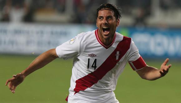 Claudio Pizarro dedicó un mensaje a Perú por las Fiestas Patrias. (Foto: GEC)