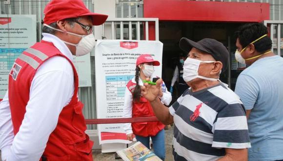 El Bono Familiar Universal sería el último subsidio del Gobierno para ayudar a las familias vulnerables a causa del coronavirus. (Foto: Andina)