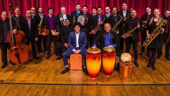 Integrantes de la orquesta Afro-Peruvian Jazz Orchestra. (Foto: Afro-Peruvian Jazz Orchestra).