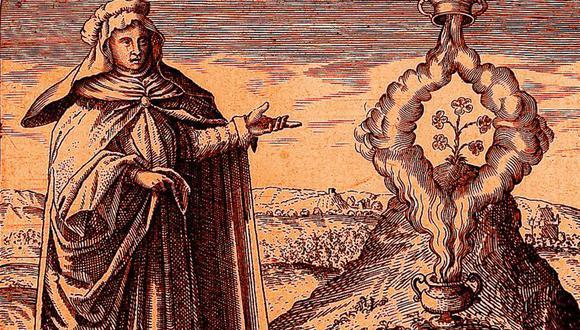Es conocida con varios nombres, como María Hebraica, María la Judía, María la Profetisa y hasta Miriam Profetísima, la hermana de Moisés.