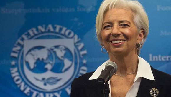 Christine Lagarde asume un nuevo mandato al frente del FMI