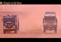 El épico duelo entre Chagin y Gerard De Rooy en el Dakar 2004