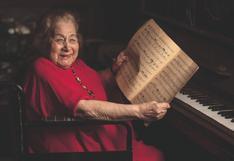 Así canta, a sus 100 años, la recordada soprano peruana Ana María Parodi  | VIDEO