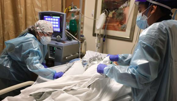 Coronavirus en Estados Unidos | Últimas noticias | Último minuto: reporte de infectados y muertos hoy, domingo 25 de abril del 2021 | Covid-19. (Foto: Mario Tama/Getty Images/AFP).
