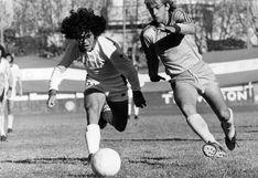 """""""Profe, tengo un amigo que es mejor que yo"""": el día que Diego Maradona con 8 años llegó a Argentinos Juniors"""