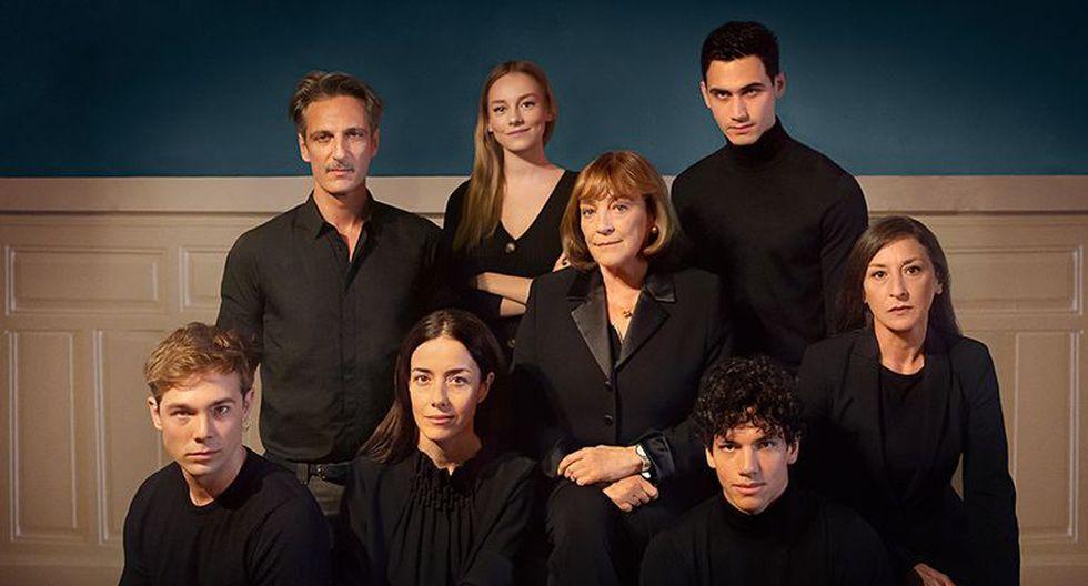 """""""Alguien tiene que morir"""", es la nueva mini serie de Manolo Caro, también director de la serie La Casa de las Flores. Foto: Netflix"""