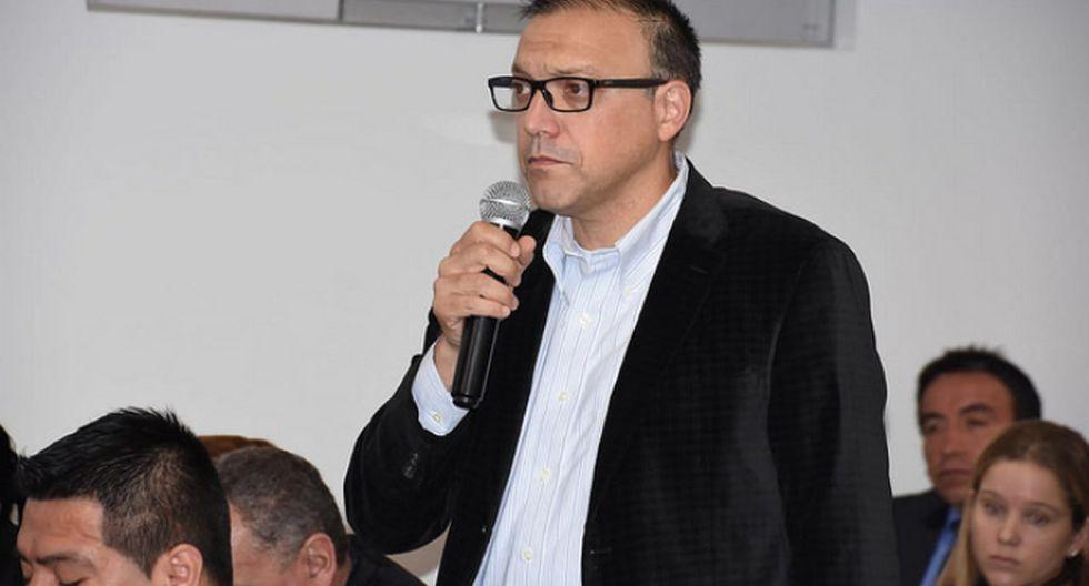 Pier Figari solicitó continuar con el proceso en libertad. (Foto: Poder Judicial)
