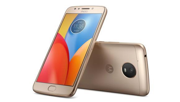 Con este nuevo Moto E4 Plus, Motorola redefine el concepto de gama de entrada al brindarle características premium.