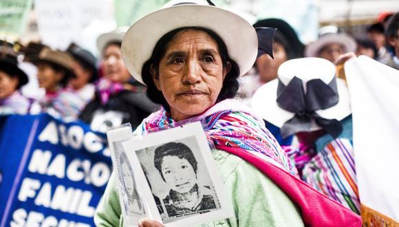 Según el Ministerio de Justicia y Derechos Humanos, unas 20 mil personas desaparecieron en el país entre 1980 y el 2000. (Foto: Musuk Nolte / Archivo El Comercio)