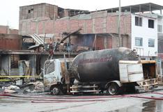 """Osinergmin sostiene que la causa de deflagración en VES """"fue una práctica indebida de la empresa TransGas"""""""