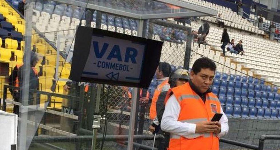 El VAR será utilizado por primera vez en el Perú este domingo. (Foto: GEC)