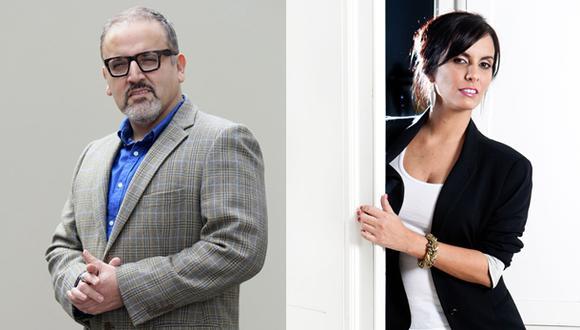 """""""Beto Ortiz está muy bien de ánimos"""", dice Carla García"""