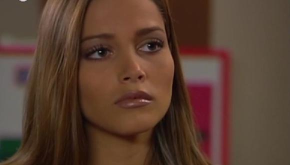 Verónica Soriano se enamora de Carlos Daniel, pero al principio lo rechaza. (Foto: Televisa)