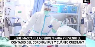Este es el precio de las mascarillas más efectivas para prevenir el coronavirus