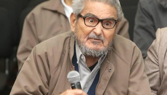 El Poder Judicial solicitó conocer qué medidas se han adoptado para evitar que Abimael Guzmán se contagie de COVID-19. (Foto: GEC)