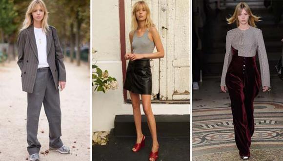 Ulrikke Hoyer (20) ha trabajado para importantes firmas de moda. Utilizó su cuenta de Instagram para denunciar a Louis Vuitton por sus malas praxis. (Foto: Instagram/ @ulrikkehoyer)