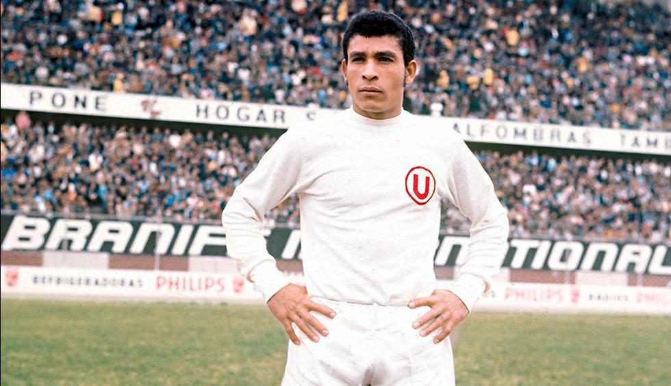 Héctor Chumpitaz en Universitario de Deportes. (GEC Archivo Histórico)