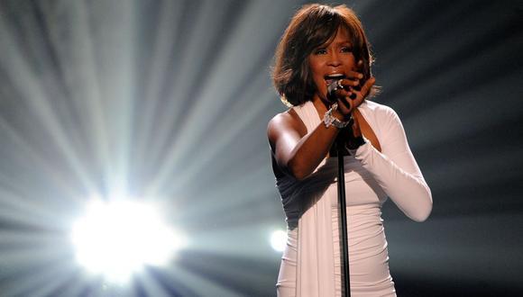 Whitney Houston recibe nominación póstuma para integrar el Salón de la Fama del Rock & Roll. (Foto: AFP)