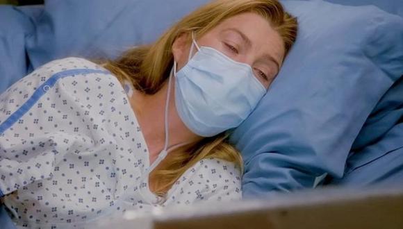 """La temporada 17 de """"Grey's Anatomy"""" ha rendido homenaje a los trabajadores de primera línea frente a su lucha contra el COVID-19. (Foto: ABC)"""