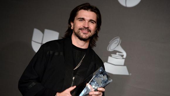 """Juanes estrenará su álbum """"Origen"""" el mismo día que su documental en Amazon Prime Video. (Foto: Bridget BENNETT / AFP)"""