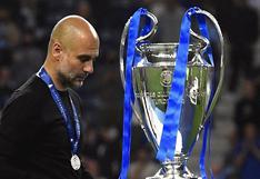 """La reflexión de Pep Guardiola tras la final de Champions League : """"Ojalá podamos volver"""""""