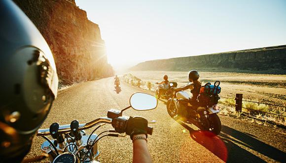 Una moto potente y eficiente, indumentaria imprescindible y equipaje para los días de viaje son algunas cosas de las que necesitas. (Foto: Getty Images)