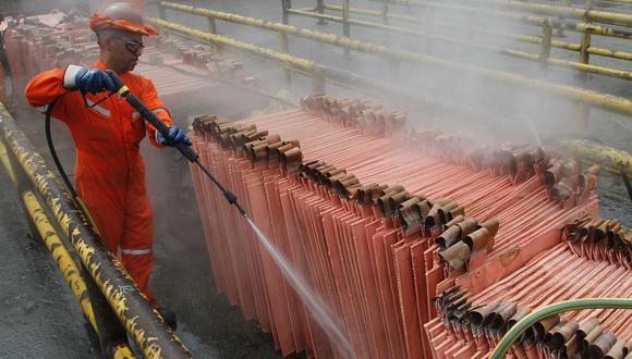 El cobre es abundante en el sur del Perú y el norte de Chile. (Foto: Reuters)