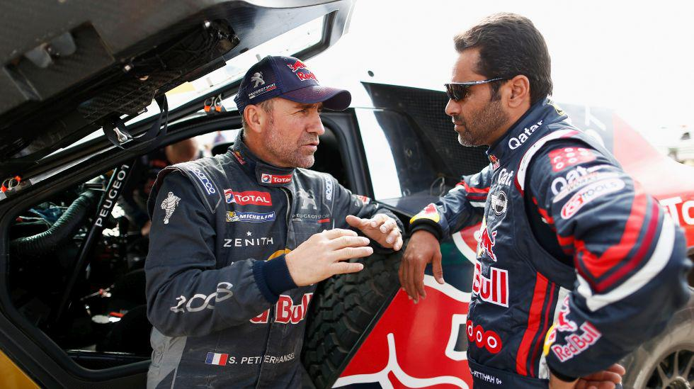 Conoce a los favoritos para ganar el Rally Dakar 2017 - 1