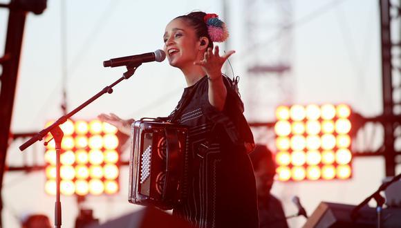Julieta Venegas reflexiona sobre la realidad mundial con su música. (Foto: AFP)